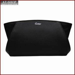 Cartier カルティエ Cartier C DE Cartier クラッチバッグ L3001478 ブラック|at-shop