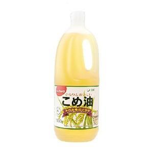築野食品 こめ油 1.5kg|at-tsuhan