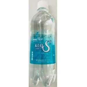 【送料無料】強炭酸水 KUOS クオス ラムネフレーバー 500ml 3個セット
