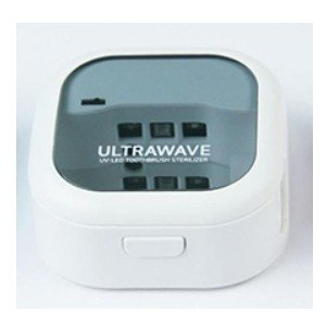 充電式歯ブラシ除菌キャップ ホワイト|at-tsuhan