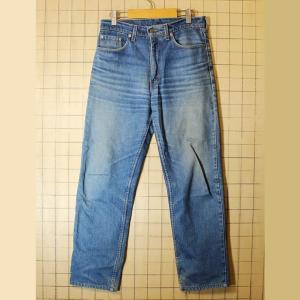 USA製 古着 Levis リーバイス 510 ジーンズ デニム パンツ ブルー W31 ss92|ataco-garage