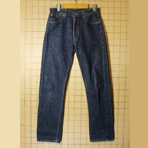 USA製 Levis リーバイス 501 ジーンズ デニム パンツ ブルー W30 濃紺 古着|ataco-garage