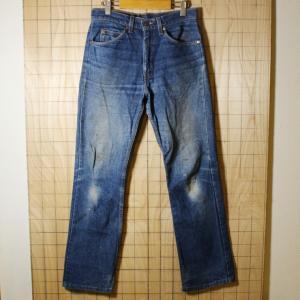 Levis USA製古着リーバイス517-0217ブーツカットデニムパンツ レギュラージーンズ サイズW31L38 de-p-61|ataco-garage
