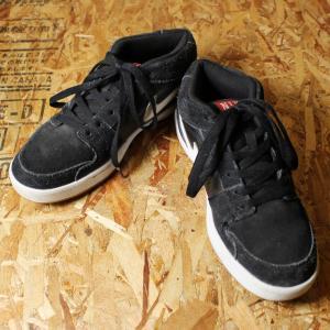 Nike Ruckus Mid ラッカスミッド ブラック スウェードスニーカー US9.5 27.5cm 日本未発売 海外モデル ataco-garage