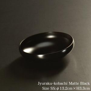 和食器 小鉢 小皿 とんすい 鉢 おしゃれ 黒 モダン 日本製 漆器 寿楽小鉢 黒艶消し|atakaya