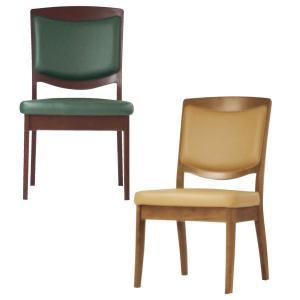 ダイニングチェア単品アーム無し 2色選択 肘掛付き食堂椅子アラニス 天然木ラバーウッド|atarashi