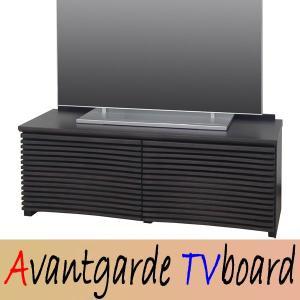 テレビ台 テレビボード 和風デザイン120TVボード ウェンジ色とナチュラル色アバンギャルドTV台|atarashi