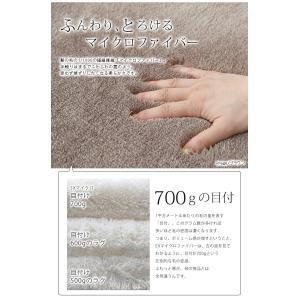 EXマイクロパズルラグマット50×100cm MS301|atarashi|03