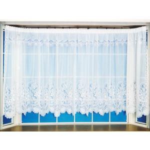 出窓カーテン おしゃれ ストレートスタイル 200×105|atarashi