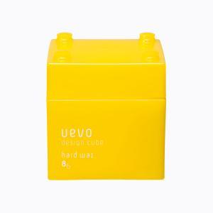 デミ ウェーボ DEMI UEVO デザインキューブ ハードワックス 8-6 80g|atbijin