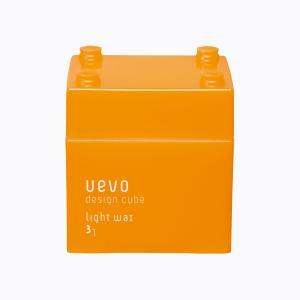 デミ ウェーボ DEMI UEVO デザインキューブ ライトワックス 3-1 80g|atbijin