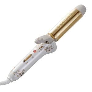 クレイツイオン ヘアアイロン グレイス カール ポータブル 32mm CIC-W15N カールアイロン|atbijin