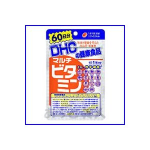 DHC サプリメント マルチビタミン 60日分|atbijin