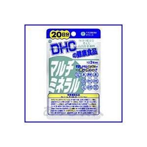 DHC サプリメント マルチミネラル 20日分|atbijin