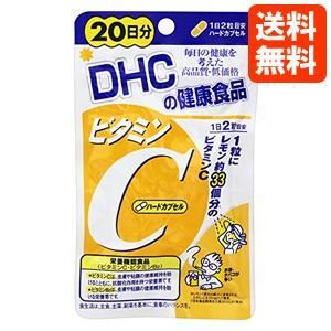 DHC サプリメント ビタミンC (ハードカプセル) 20日分 メール便(ネコポス)送料無料|atbijin