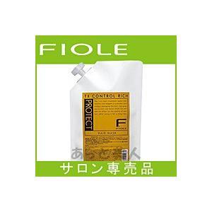 フィヨーレ Fプロテクト ヘアマスク リッチ 詰め替え用 リフィル 1000g|atbijin
