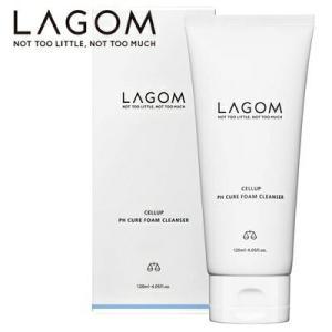 LAGOM ラゴム pH バランシング フォームクレンザー 120mL 国内正規品