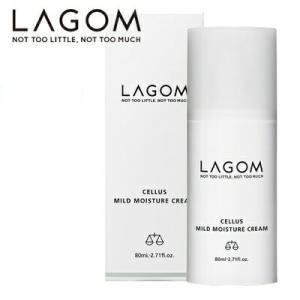 LAGOM ラゴム マイルドモイスチャー クリーム 80mL 国内正規品