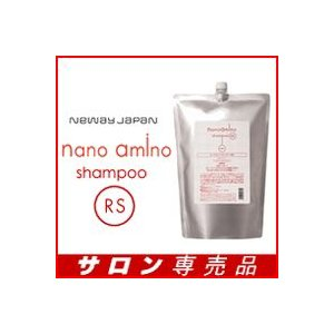 ナノアミノ シャンプー RS 1000ml 詰め替え さらさらタイプ アミノ酸シャンプー|atbijin