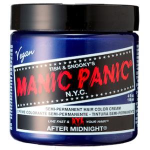 マニックパニック ヘアカラー アフターミッドナイトブルー 118ml|atbijin
