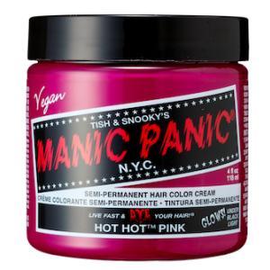 マニックパニック ヘアカラー ホットホットピンク Hot Hot Pink 118ml|atbijin