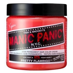 マニックパニック ヘアカラー プリティーフラミンゴ 118ml|atbijin