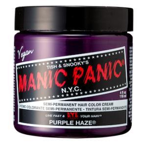 マニックパニック ヘアカラー パープルヘイズ 118ml|atbijin