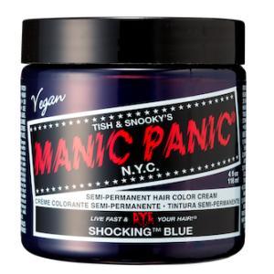 マニックパニック ヘアカラー ショッキング ブルー 118ml atbijin