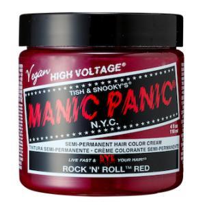 マニックパニック ヘアカラー ロックンロールレッド 118ml|atbijin
