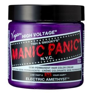 マニックパニック ヘアカラー エレクトリックアメジスト 118ml