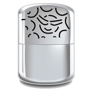 寝具・防寒具 メテックス エグゼラックス プラチナエコ暖 ポケット懐炉 シルバー