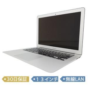 APPLE MacBook Air MJVG2J A Core i5 1.6GHz SSD 256GB メモリ4GB 13.3インチ Mac OS X 10.10 良 の商品画像 ナビ