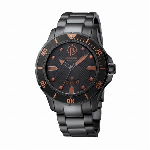 BALLAST バラスト SWISS MADE 200m防水 ダイバー メンズ 腕時計 BL-3114-66|atdigiplus