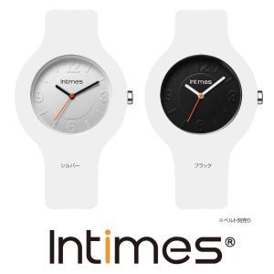 IT092専用 文字盤 INTIMES インタイムス 腕時計 メール便 送料無料 選べる2色 (ベルト別売り)|atdigiplus