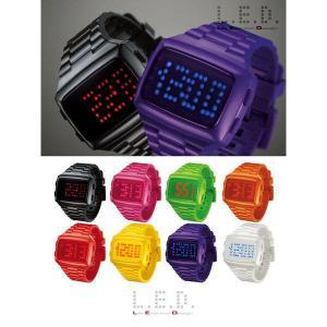L.E.D Life Evolution Design LED 腕時計 ブレスレット|atdigiplus