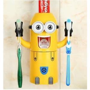 歯磨き粉ディスペンサー&歯ブラシホルダー|ate-house|02