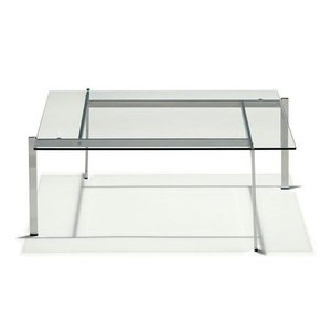 EC-112 ガラステーブル|atease