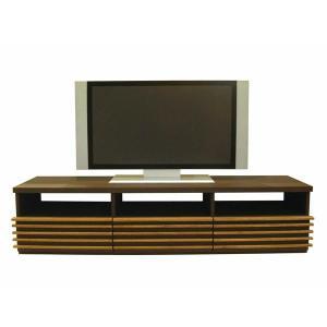 テレビ台 TVボード テレビボード AVボード HORIZON 160 カラーオーダー 奥行サイズオーダー 薄型 国産品 北欧モダン atease