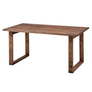 ダイニングテーブル W150cm ROUEN カントリー パイン無垢材|atease