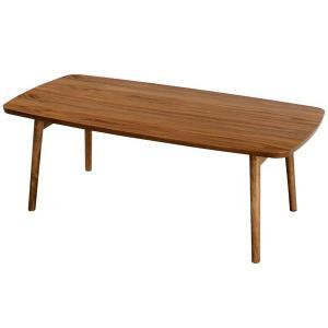 フォールディングテーブル 折脚 105×52cm Tomte ウォールナット 北欧モダン|atease