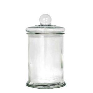 ガラスジャー キャニスター 保存容器 保存瓶 ダルトン GLASS JAR 1001 2L シンプル|atease