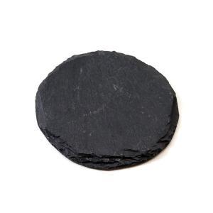 ダルトン コースター 天然石 ストーンコースター ラウンド STONE COASTER Round 丸型 1枚|atease