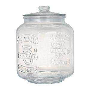 ダルトン ガラスクッキージャー GLASS COOKIE JAR 7L 保存容器 保存瓶 米びつ|atease