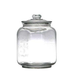 ダルトン ガラスクッキージャー GLASS COOKIE JAR 3L 保存容器 保存瓶 米びつ|atease