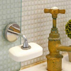 ダルトン マグネティック ソープホルダー MAGNETIC SOAP HOLDER CH12-H463 マグネット式ステンレス石鹸ホルダー|atease