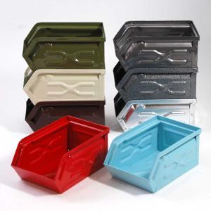 ダルトン ミニパーツボックス MINI PARTS BOX CH15-H529 スチール製小物入れ・スタッキング可能|atease