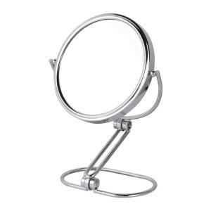 卓上ミラー 鏡 ダルトン スウィング スタンドミラー G755-904 丸型 拡大鏡 シンプル スタイリッシュ atease