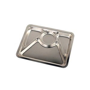 【DULTON STAINLESS COMBO PLATE B】 ●サイズ:W270×D220×H2...