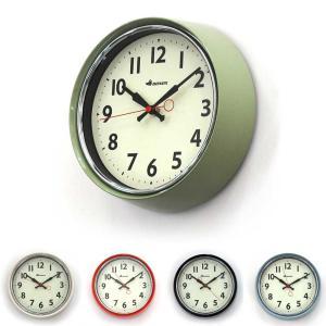 壁掛け時計 ダルトン ウォールクロック S426-207 シンプル レトロ アメリカンヴィンテージ調|atease