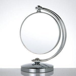 卓上ミラー ダルトン SWING STAND MIRROR スイングスタンドミラー 拡大鏡付 シンプル スタイリッシュ atease